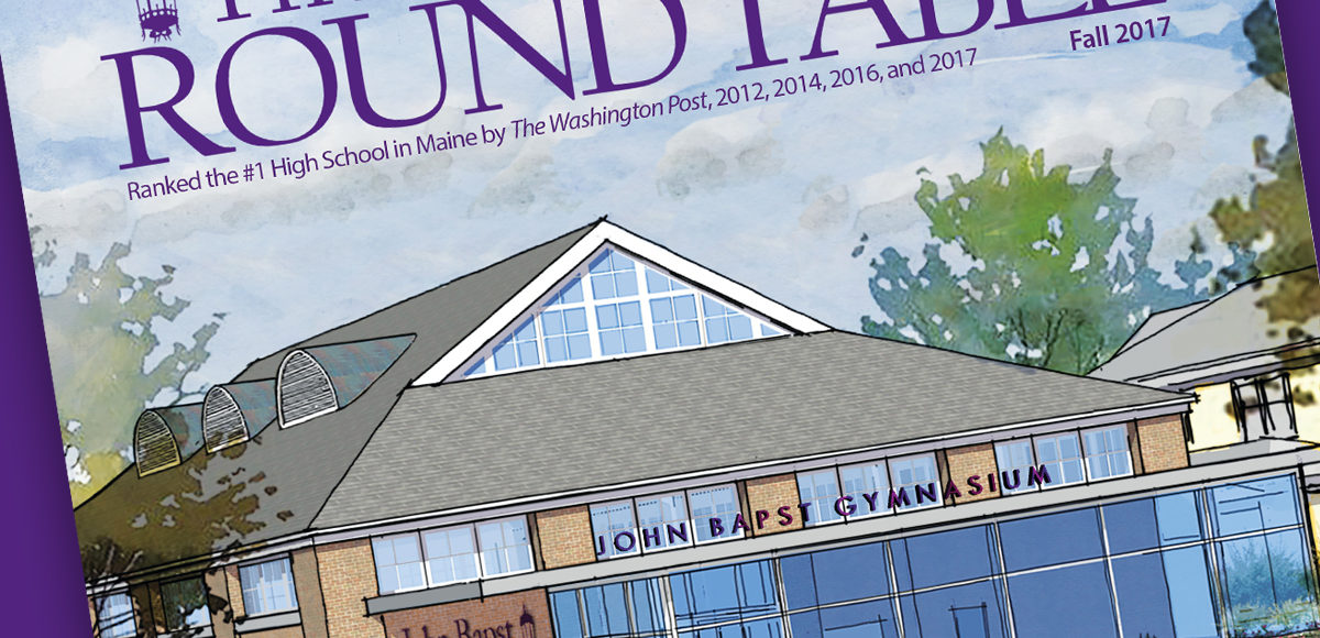 The Fall 2017 Round Table magazine is out.