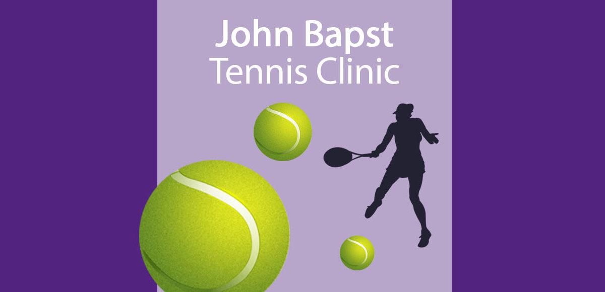 John Bapst Tennis Clinic