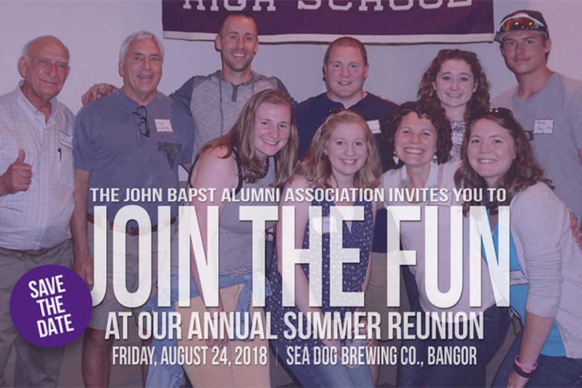 Annual Sea Dog Alumni Event!